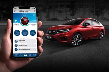 2020 Honda City Gets Kia Seltos, MG Hector Like Connected Technology