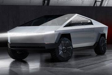 The Crazy Tesla Cybertruck Pre-orders Cross 2 Lakh Mark Within A Week!