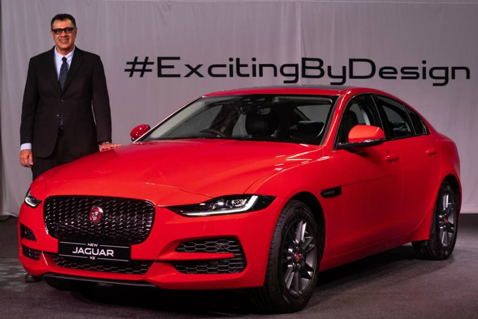 2019 Jaguar XE Facelift Launched In India At Rs 44.98 Lakh