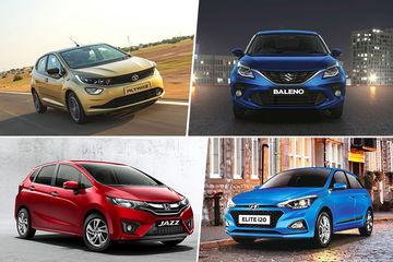 Tata Altroz vs Maruti Baleno vs Toyota Glanza vs Hyundai Elite i20 vs VW Polo vs Honda Jazz: Spec Comparison