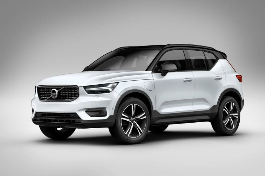 Volvo XC40 T4 R-Design Launched In India At Rs 39.9 Lakh