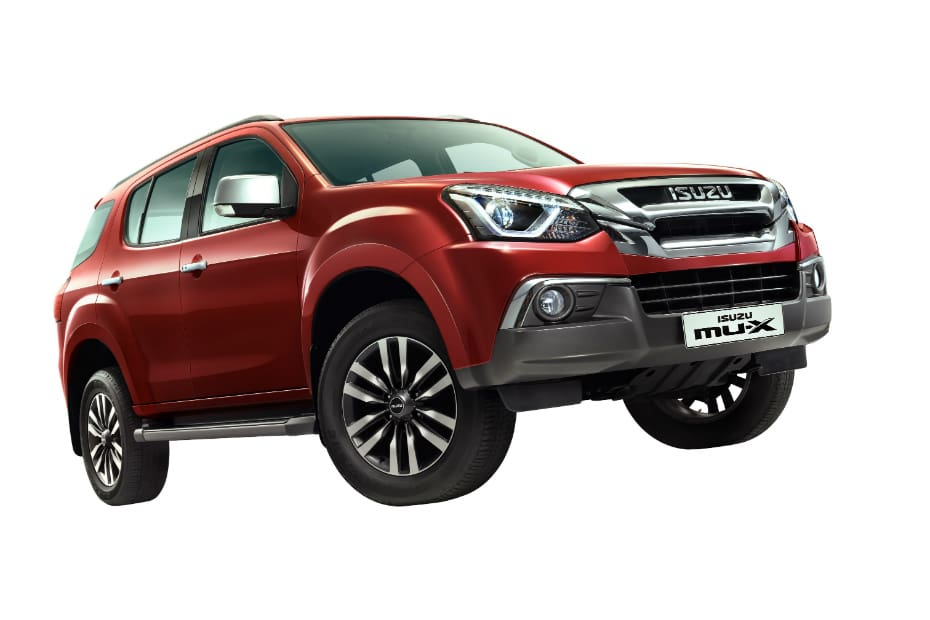 BS4 Isuzu mu-X Now Gets 8 Year Warranty