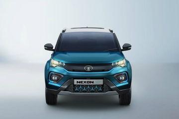 2020 Tata Nexon Facelift Previewed By Nexon EV