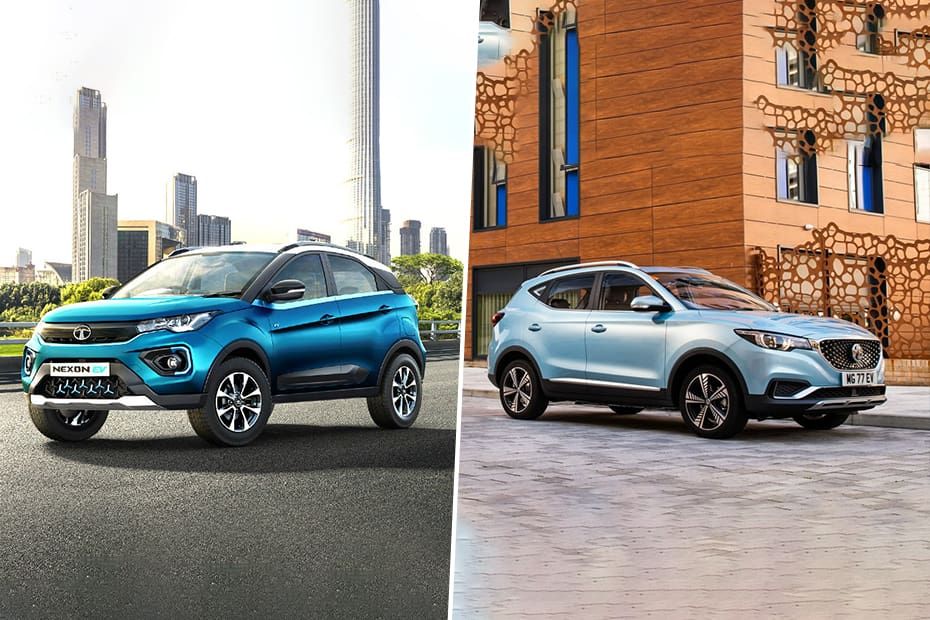 Tata Nexon EV And MG ZS EV Bookings Open Ahead Of Early-2020 Launch