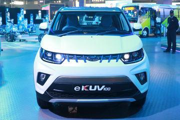 ಮಹಿಂದ್ರಾ e-KUV100  ಹೆಚ್ಚು  ಕೈಗೆಟುಕುವ  EV ಆಗಲಿದೆಯೇ  2020 ಯಲ್ಲಿ ?