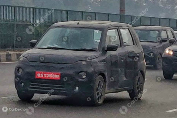 Maruti WagonR EV To Be Based On The Upcoming XL5?