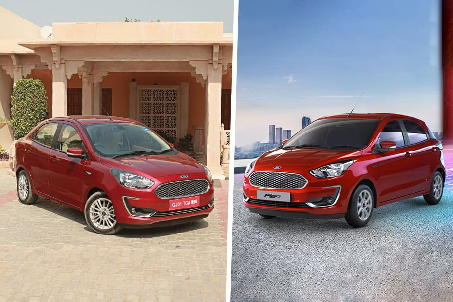 Ford Figo, Aspire Automatic Variants Discontinued