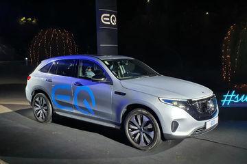 अप्रैल 2020 में लॉन्च होगी मर्सिडीज की इलेक्ट्रिक एसयूवी ईक्यूसी