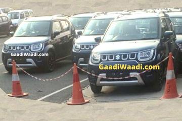 2020 மாருதி இக்னிஸ் ஃபேஸ்லிஃப்ட் முதல் முறையாக இந்தியாவில் சோதனை ஓட்டம் செய்யப்பட்டது