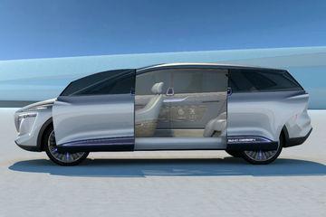 ऑटो एक्सपो 2020: एमजी मोटर्स शोकेस करेगी 5जी कॉकपिट से लैस विज़न-आई एमपीवी कॉन्सेप्ट