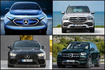 ऑटो एक्सपो 2020: मर्सिडीज़-बेंज के पवेलियन में नज़र आएंगी ये शानदार कारें