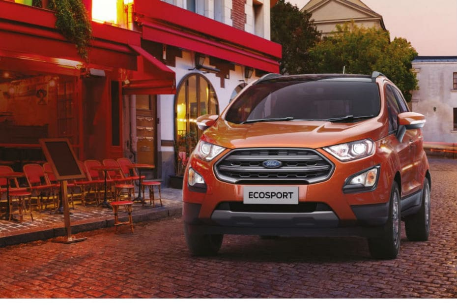 BS6 Ford EcoSport Launched At A Premium Of Rs 13,000 Over BS4 Version