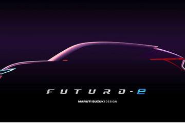 मारुति ने दिखाई फ्यूचूरो-ई की झलक, ऑटो एक्सपो 2020 में होगी शोकेस