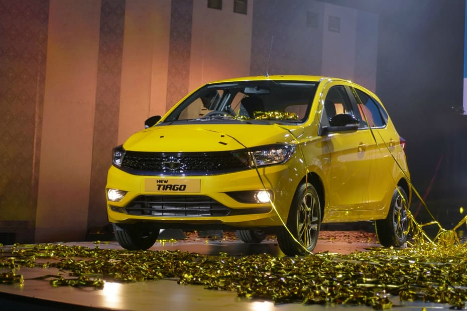 Tata Tiago Facelift Launched At Rs 4.60 Lakh