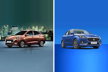 हुंडई ऑरा Vs मारुति डिजायर : जानिए इनमें से कौनसी है पैसा वसूल कार