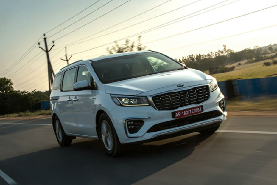 Kia Carnival Space And Seating Review: 7, 8, 9-Seater Explained In Pics