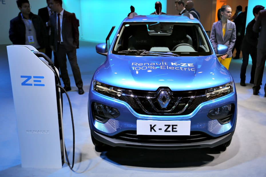 Renault's Made-In-India EV To Come By 2022