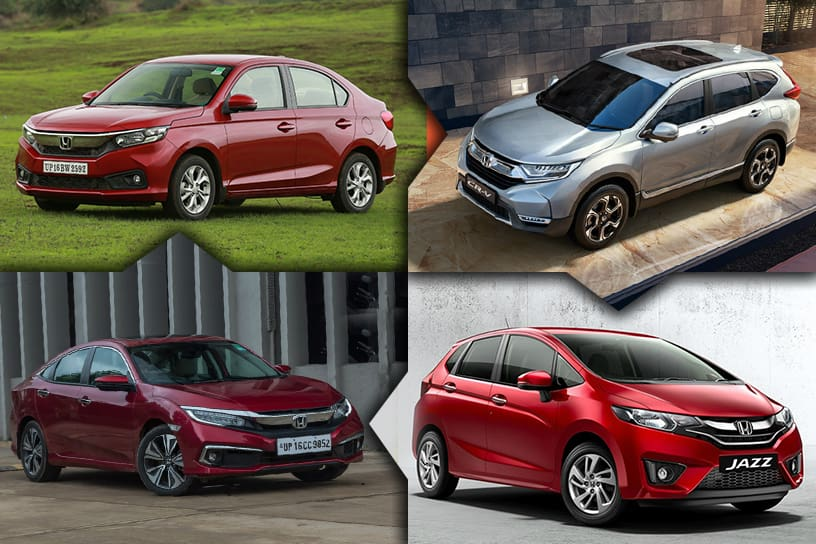Wish To Buy A Honda Car? Check Out This Month's Offers To Pick The Right One!