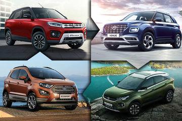 Maruti Suzuki Vitara Brezza Facelift vs Rivals: Specs, Features & More