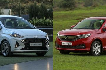 Hyundai Aura vs Honda Amaze: Which Sub-4m Sedan To Buy?