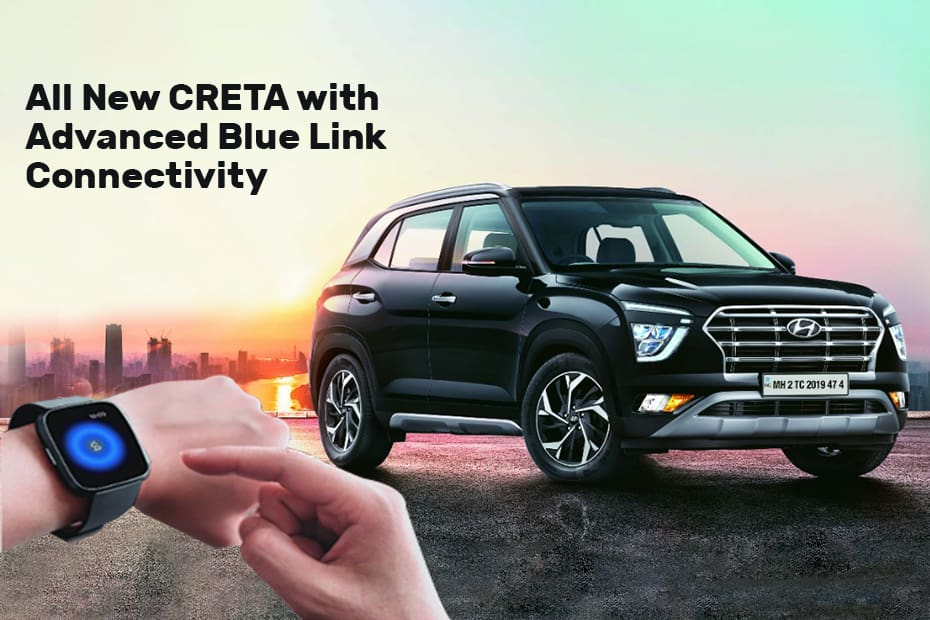 Here's How BlueLink Connected Car Tech Will Work In The 2020 Hyundai Creta