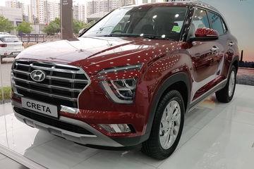 2020 Hyundai Creta Starts Reaching Dealerships Ahead Of March 17 Debut