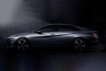 Next-Gen Hyundai Elantra Teased Ahead Of March 17 Global Debut