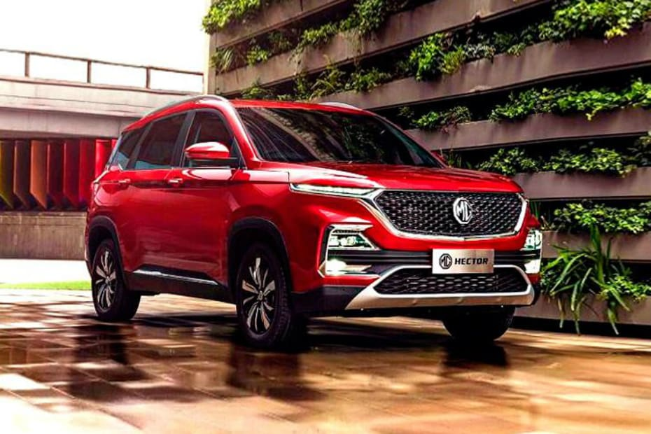 MG Hector: Heavy On Style, Light On Your Pocket