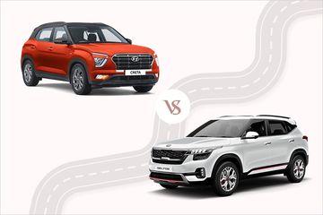 Hyundai Creta vs Kia Seltos: Which SUV To Buy?