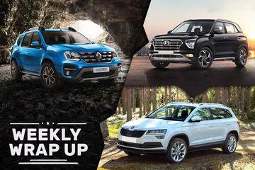 Top 5 Car News Of The Week: Hyundai Creta 2020 Prices, BS6 Hyundai Venue, BS6 Renault Duster & More