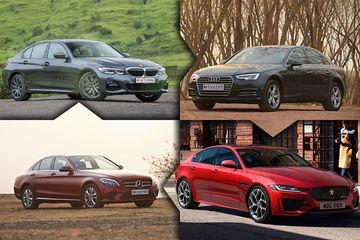 BMW 3 Series vs Rivals: Interior Measurement Compared