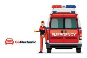 कोरोना से जंग : आपातकालीन और जरूरी सेवाओं में लगी गाड़ियों को सर्विस प्रोवाइड कराएगी गो-मैकेनिक