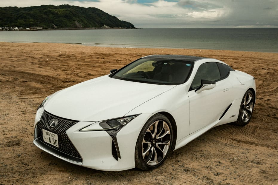 Lexus LC 500h: Hits And Misses