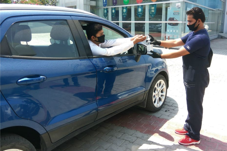 Coronavirus Update: Ford India Launches Sales And Service Helpline Number For Customers