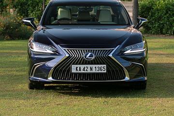 Lexus ES300h: Variants Explained
