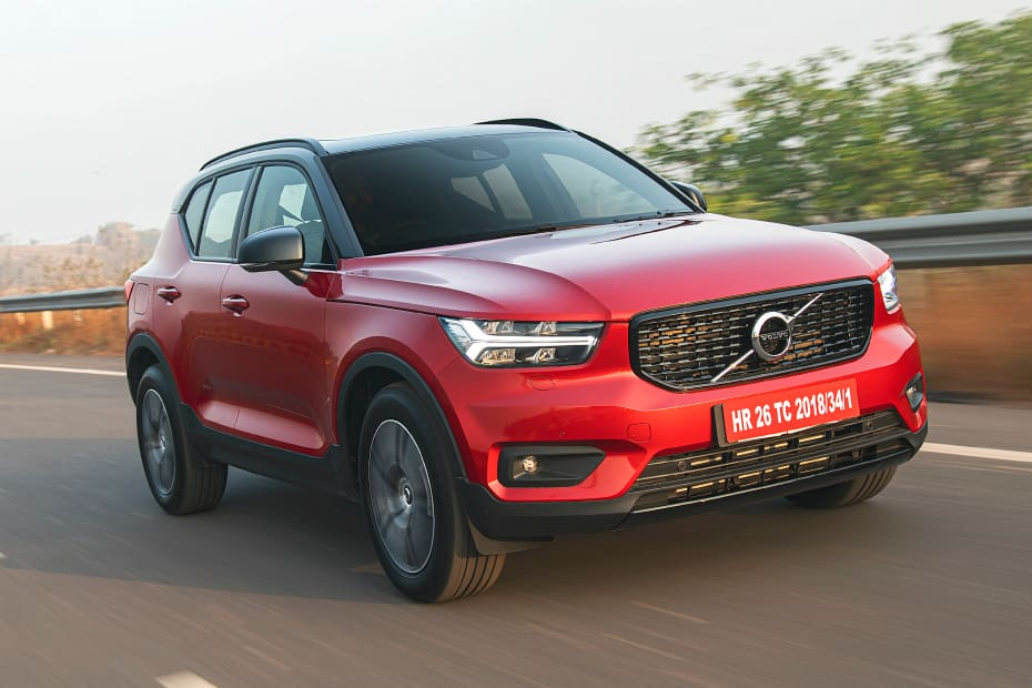 All New Volvo Cars To Have A Speed Limit Of 180kmph