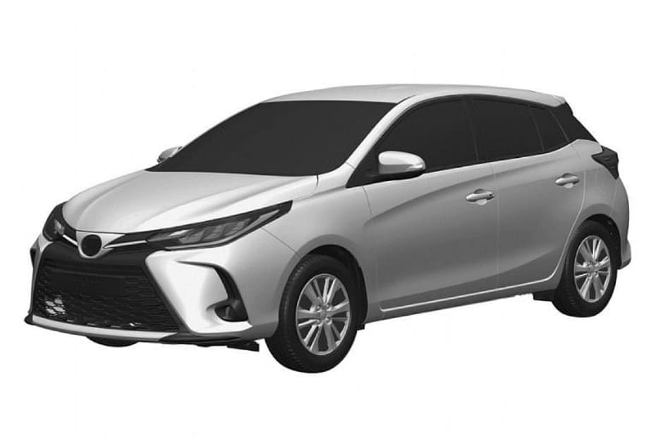 Toyota Yaris 2021 Facelift Previewed