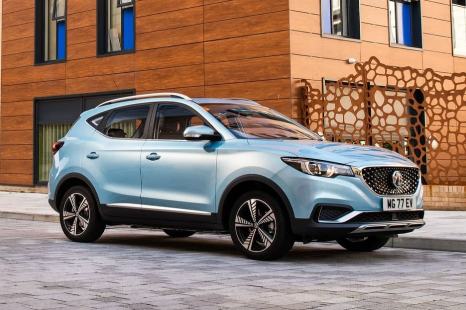 MG ZS EV: Book Your Internet SUV Online!