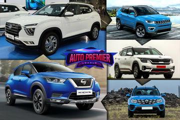 ऑटो प्रीमियर लीग: इनमें से कौनसी है भारत की बेस्ट कॉम्पैक्ट एसयूवी, दीजिए अपनी पसंदीदा कार को वोट