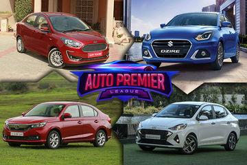ऑटो प्रीमियर लीग : इनमें से कौनसी है भारत की बेस्ट सब कॉम्पैक्ट सेडान, दीजिए अपनी पसंदीदा कार को वोट