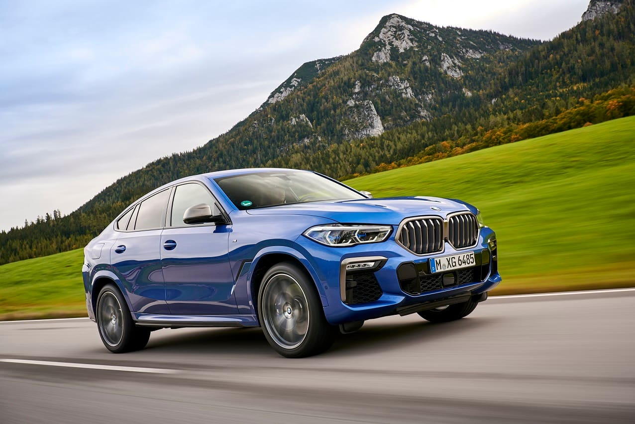 BMW Brings The Third-Generation X6 To India At Rs 95 Lakh