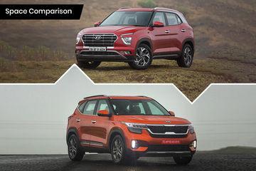 Hyundai Creta vs Kia Seltos: Space Comparison