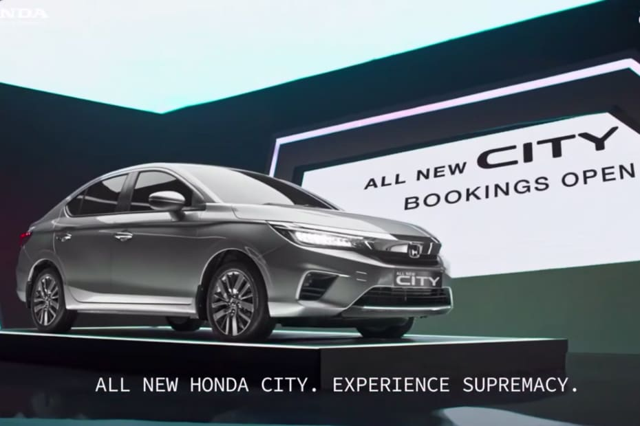 Honda City 2020 Bookings Open Ahead Of Mid-July Launch