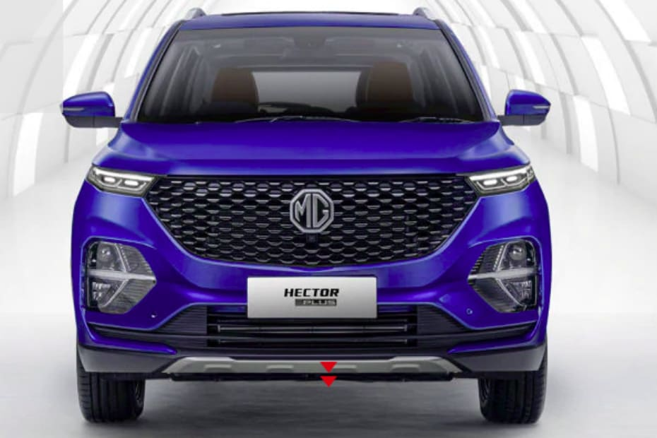 MG Hector Plus Listed On Indian Website; To Be Followed By 7-seater Version Soon