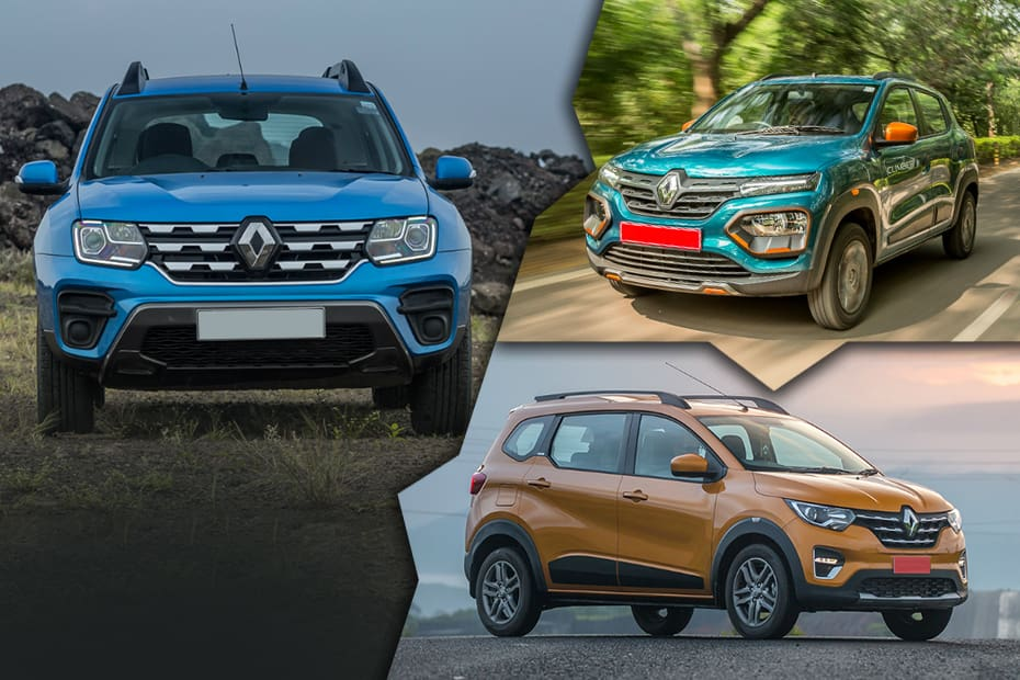Save Up To Rs 70,000 On Renault Cars In July 2020