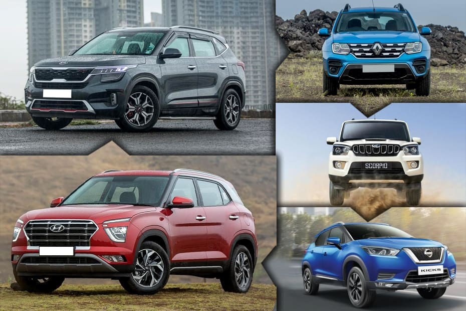 Hyundai Creta Commands Highest Waiting Period In July 2020. Nissan Kicks Readily Available In Most Cities
