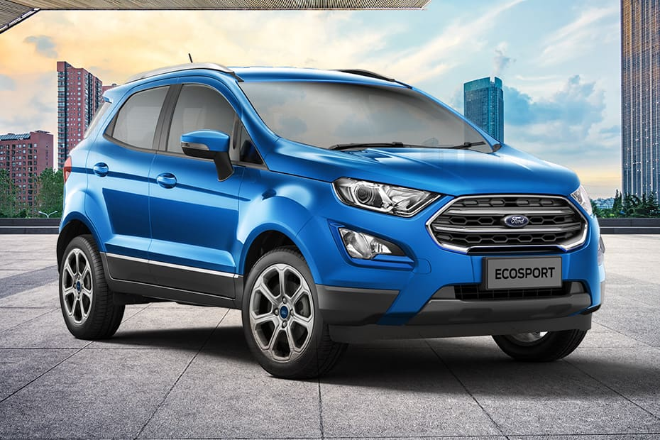 Ford Ecosport Price In Kolkata August 2020 On Road Price Of Ecosport