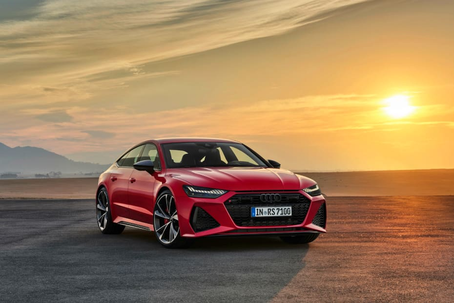 2020 Audi RS 7 Sportback Launched In India At Rs 1.94 Crore