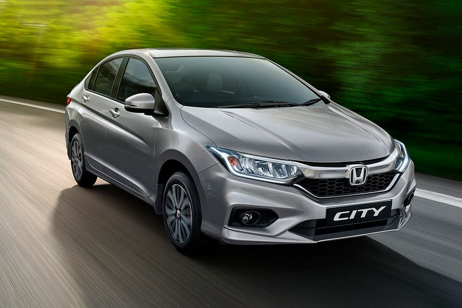 Fourth-gen Honda City To See A Variant Rejig