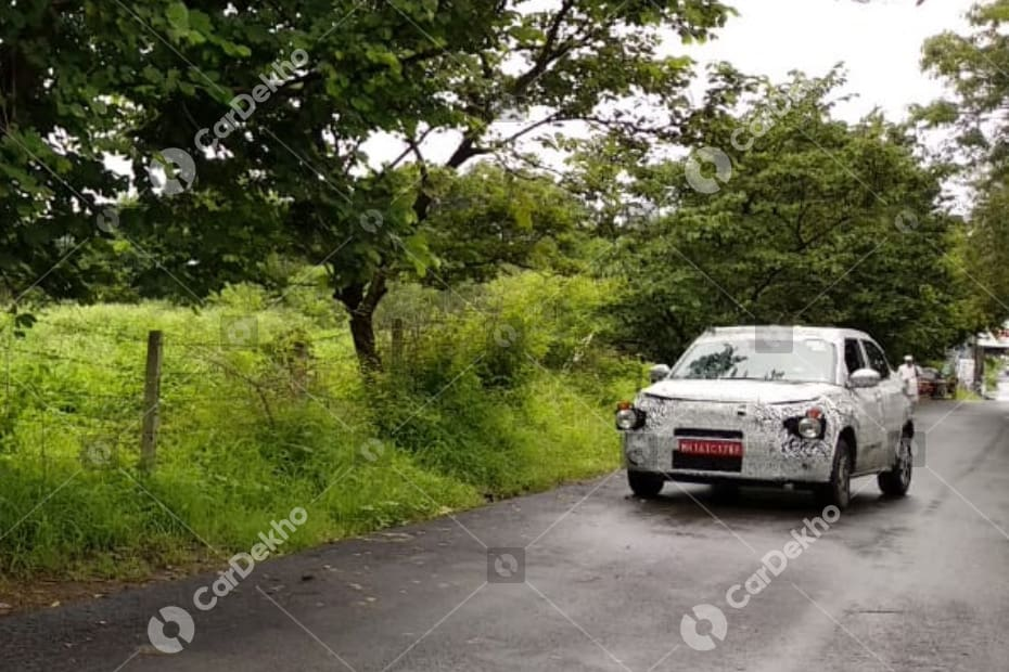 Tata HBX Spotted Testing; Mahindra KUV100 Rival Expected To Launch In Mid-2021